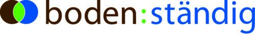 Logo boden:ständig