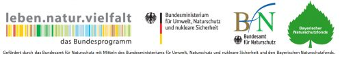 Logos Projektpartner Grünes Band