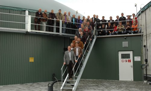 Biogasgemeinschaft